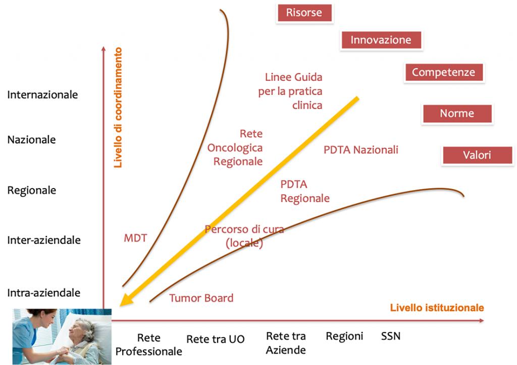 """Figura 1. Il """"sistema"""" della medicina"""